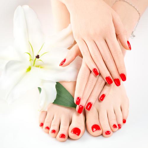 Pedicure & Manicure Services